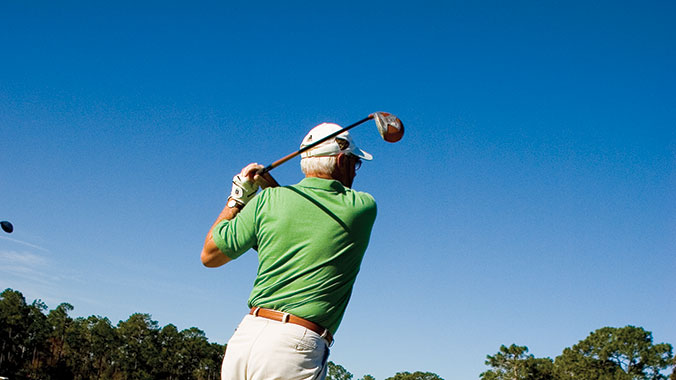 Par for the Course: Golfing on Jekyll Island