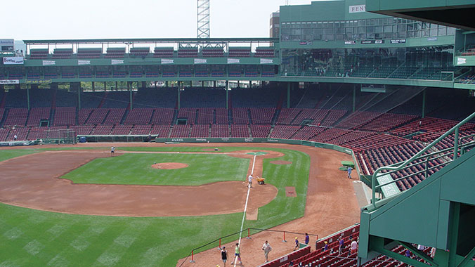 Boston Red Sox, Massachusetts