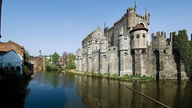 Belgium: Art & Architecture Along the Waterways