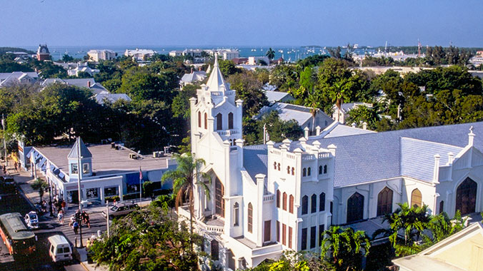 Key West Old Town: A Kaleidoscope of Life