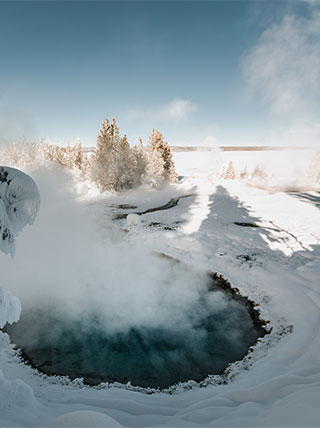 New Year's in Jackson Hole: Yellowstone and Grand Teton National Parks