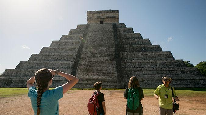 Yucatan Mexico Grandparent