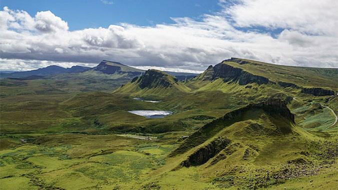 Explore Scotland & Isle of Skye