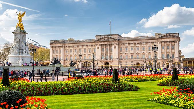 British royal residences pictures of wedding