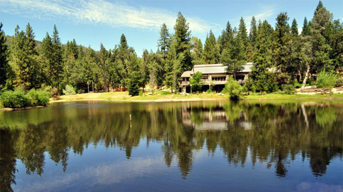 Yosemite and Sierra Nevada National Parks, California