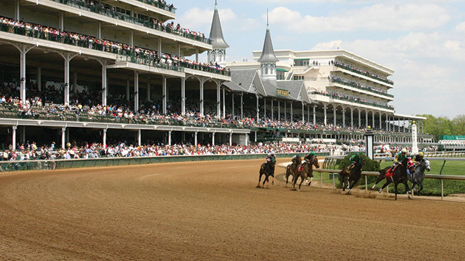 Make A Run for the Roses at the Kentucky Derby and the Oaks