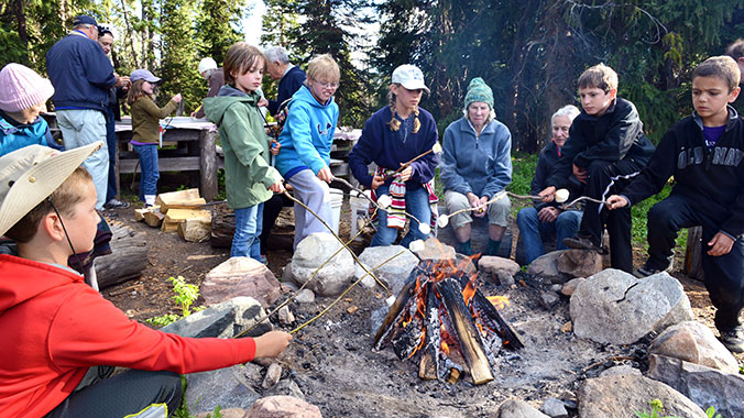 #20351 intergenerational exploring nature canoe hike bike & more