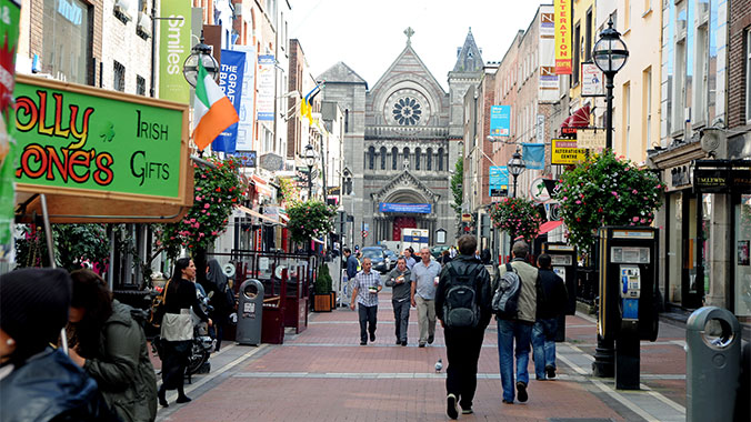 Ireland Town and Country