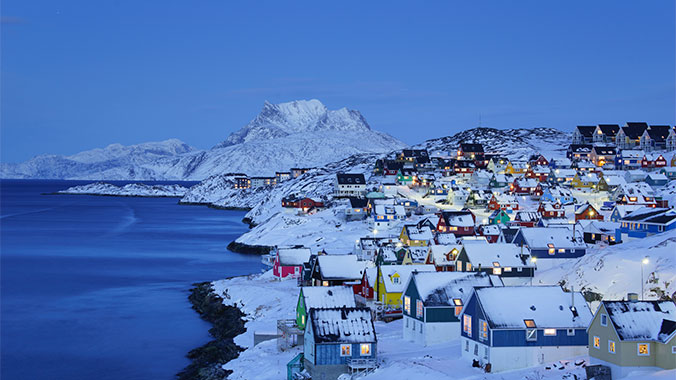 Iceland and Greenland Natural Wonders