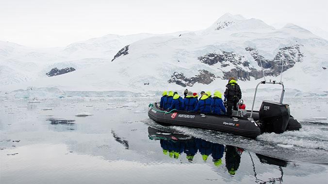 Antarctica and the Falkland Islands