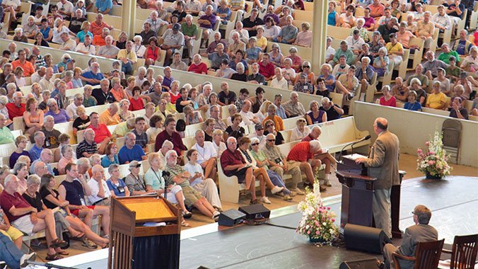 Great American Get-Together at Chautauqua Institution