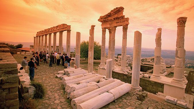 Resultado de imagen de voyages to antiquity