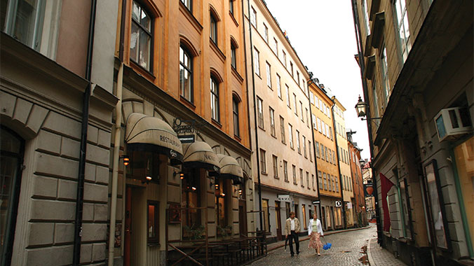 City Walks: Exploring Stockholm's Neighborhoods