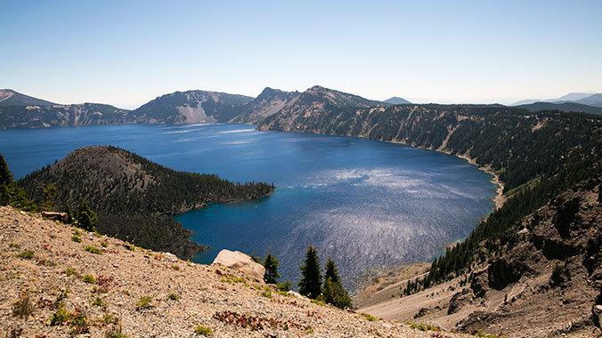 Grants Pass, Oregon: Rafting, Caving, Hiking and Crater Lake With Your Grandchild!