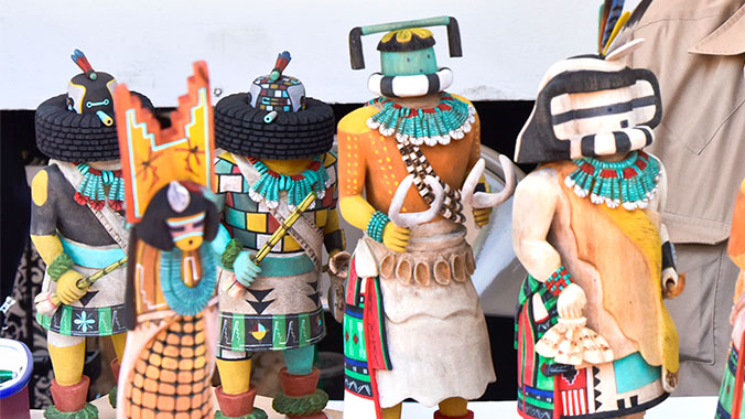 Exploring the Santa Fe Indian Market
