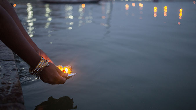 India's Holy Ganges River