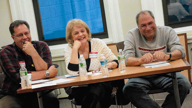 Debate for Seniors: Examining Critical 21st Century Topics