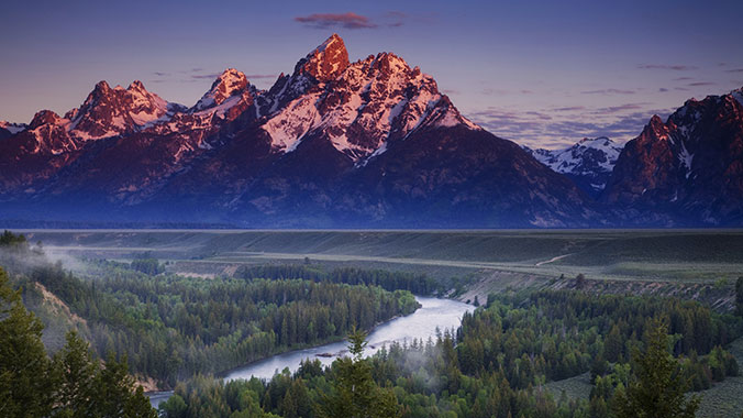 Grand Teton Plein Air: Workshop in the Wild