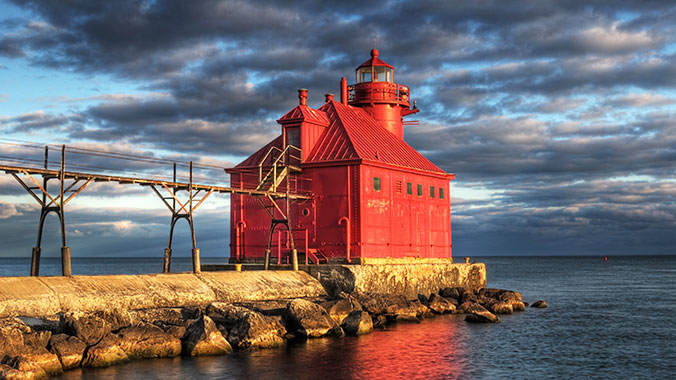 Get to know idyllic Door County where youu0027ll discover centuries-old orchards historic lighthouses fascinating maritime museums and the unique geology of ... & Door County Experience | Road Scholar pezcame.com