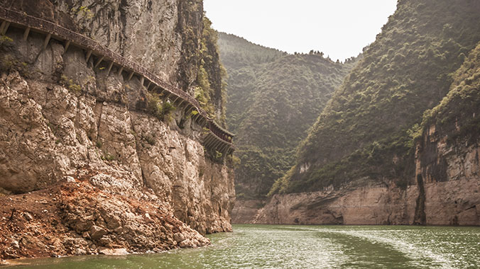 Yangtze River: Waterways and Landmarks of China