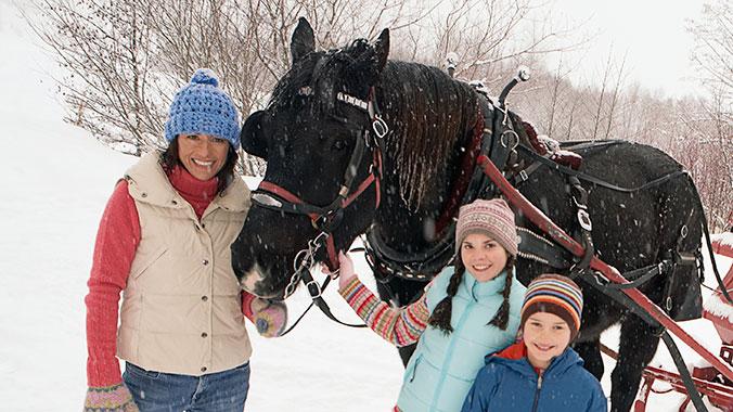 Rocky Mountain New Year: A Family Winter Wonderland Adventure