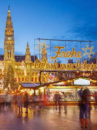 Christmas Traditions in Austria and Germany:  A Feast for the Senses