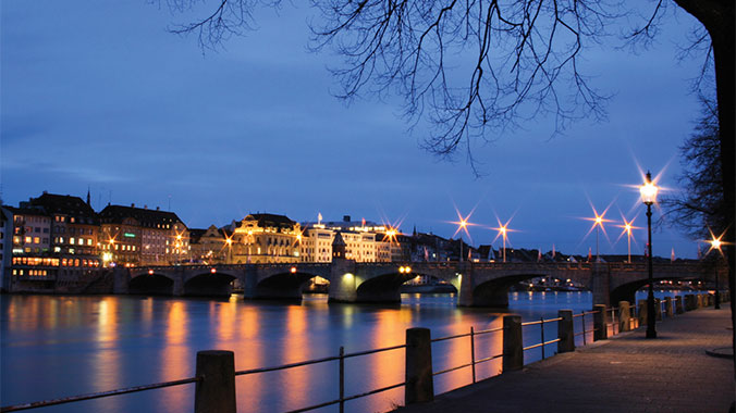 Amsterdam to Basel along the Rhine