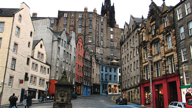 Discover the unique treasures of Scotland as you explore Edinburgh Castle,  ride a train through the highlands, visit the Isle of Skye and learn about  ...
