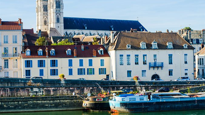 Burgundy Canal Voyage in France