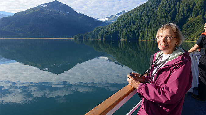 Adventures Afloat: Alaska's Inside Passage Up Close