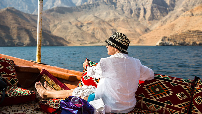 Dubai and Oman: Modern Riches, Ancient Treasure
