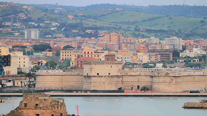 Mediterranean cruise Italy, Malta, Cyprus, Israel