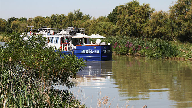 Provence Canal Voyage