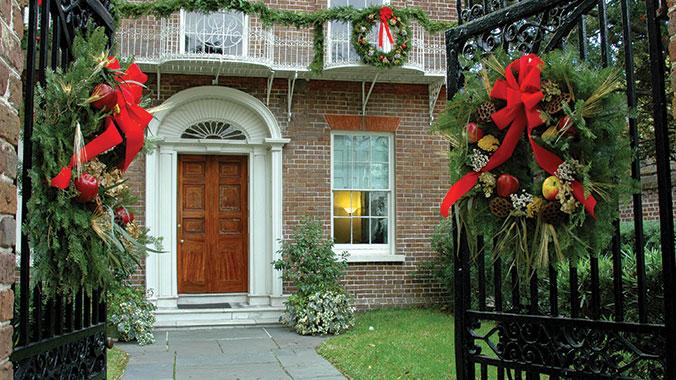 Christmas Feast in Charleston | Road Scholar