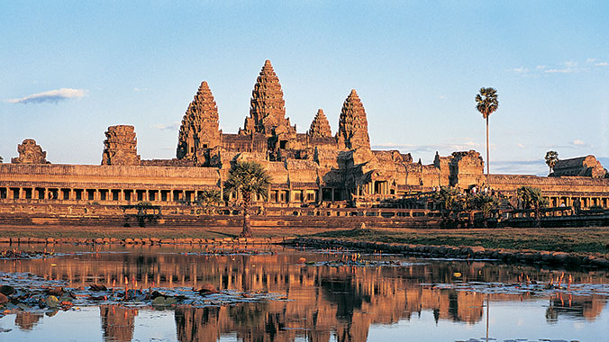 Angkor Wat and the Mekong River:  Life Along the Mekong in Cambodia  and Vietnam