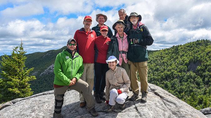 Hiking the Adirondacks
