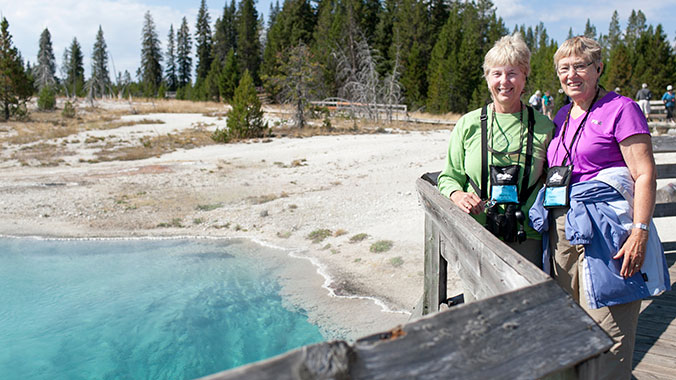 Canyons, Geysers, Hot Springs: Yellowstone in Action