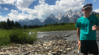 A Family Service Adventure: Generations Restoring the Wild Lands of the Tetons