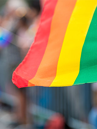 Pride in England: London and Brighton